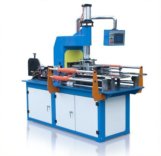 automatic cable coiling machine