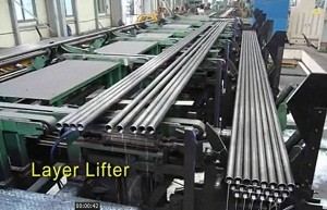 pipe bundle packing machine