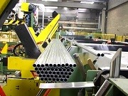 tube packaging line