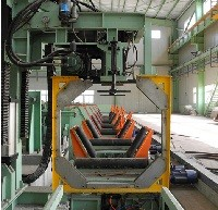 tube strapping machine