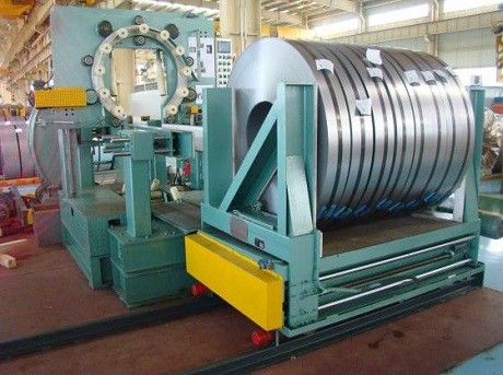 coil packaging machine, die packing machine