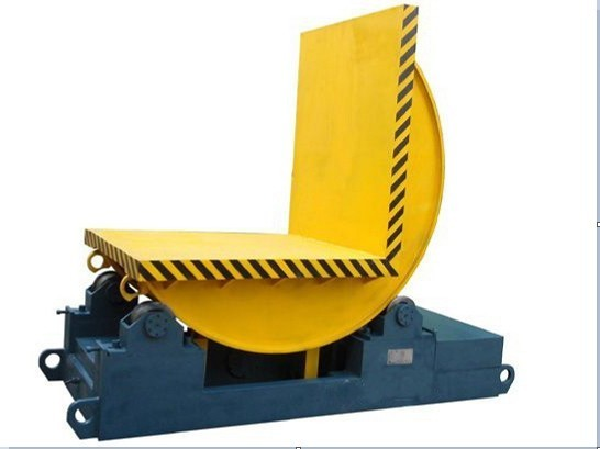 Martinique hydraulic car tilter