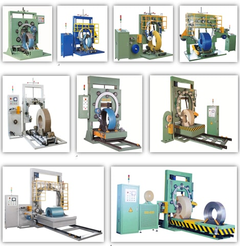 coil packing machinery