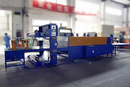 Door Shrink Wrap Machine