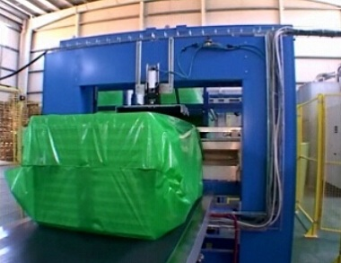 EPS board packing machine & EPS packing machine