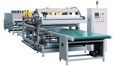 door packaging machine