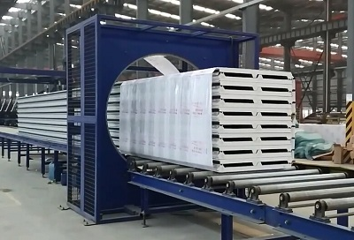board packing machine & wrapping machine