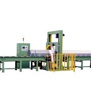 tube Stretch wrapping machinery