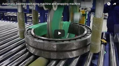 automatic bearing wrapping machine&packaging machinery