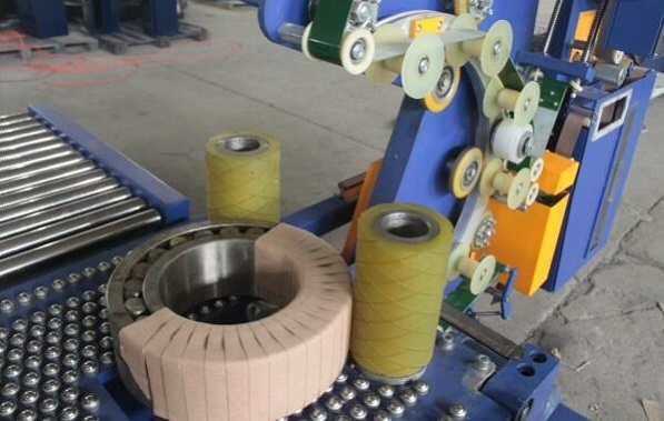 bearing wrapping machine&packing machine