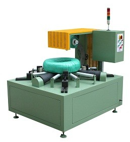 hose wrapping machine
