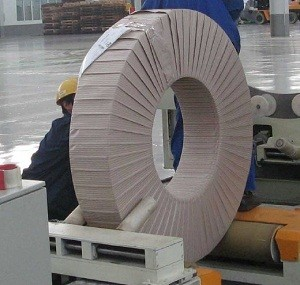 steel coil wrapper