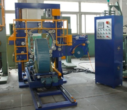 wire packing machine