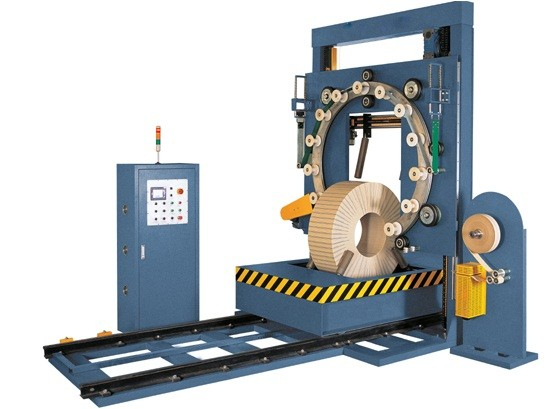 steel wire packing machine