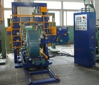 coil wrapping machine, strip packing machine