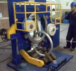Wire coil Wrapping machine-FPW-300