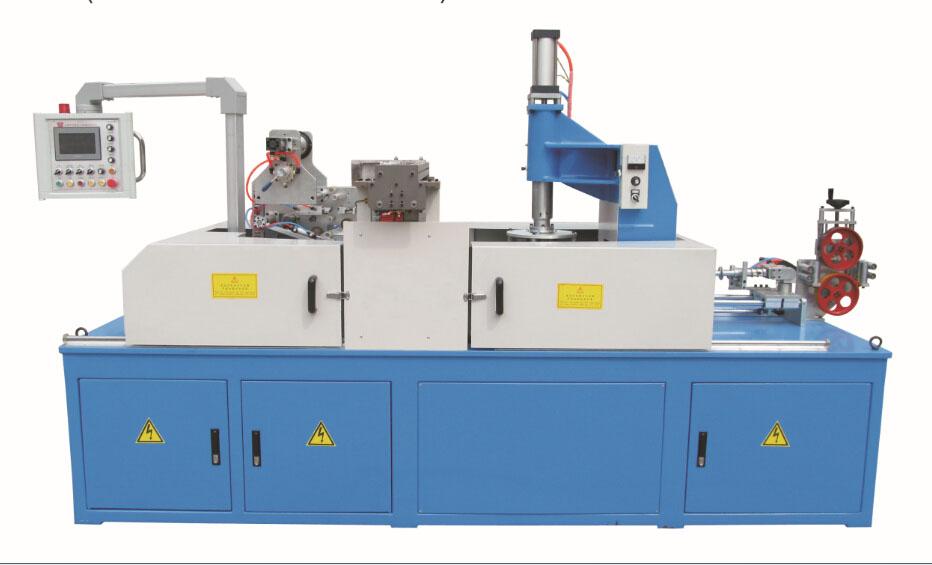 全自动管材收卷包装机-FCL200