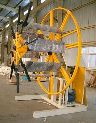 filament winding pipe machine