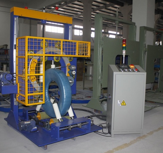 tyre packing machine