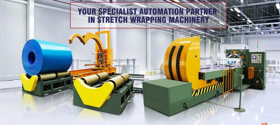 Coil packing line solution