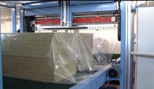 panel shrink wrap machine