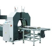 E500 horizontal wrapping machine&stretch wrapper