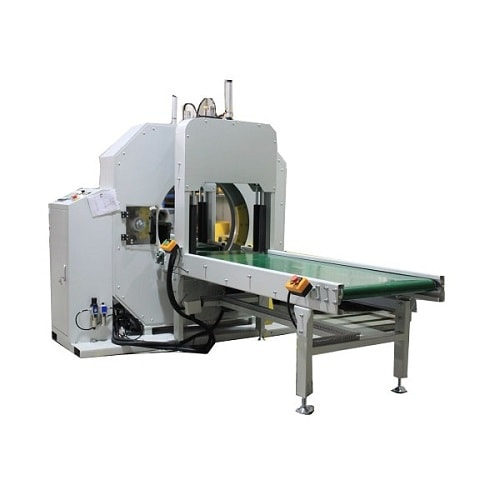 E300 Horizontal stretch wrapping machine