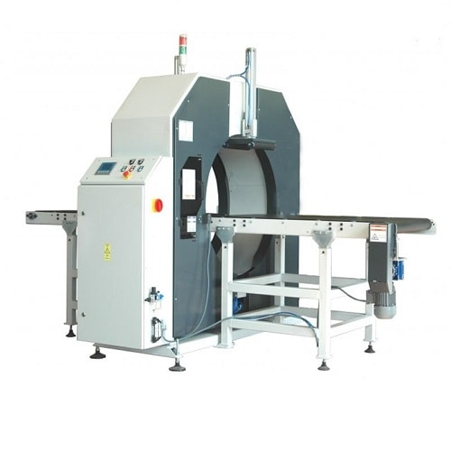 E600 Horizontal stretch wrapping machine