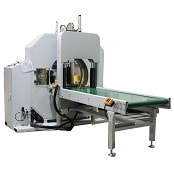Aluminum profile sub-bundle wrapping machine