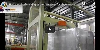 Six sides profile packing line