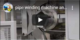 auto coiler and wrapping packing video