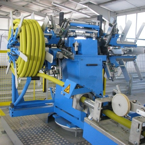 Automatic Coiling Machine FCL-V1000