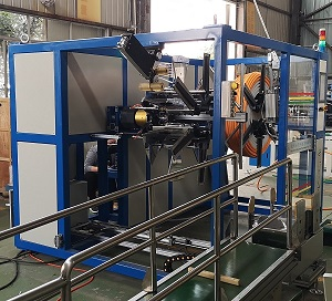 Automatic coiler FCL-Y800