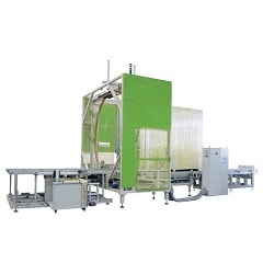 E2400 Horizontal stretch wrapping machine