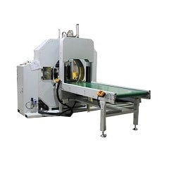 E400 Horizontal stretch wrapping machine
