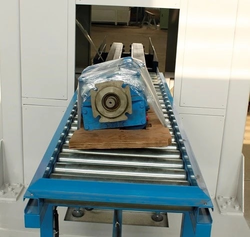 horizontal wrapping machine for sale