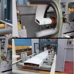 Алюминиевая Горизонтальная Орбитальная Упаковочная Машина