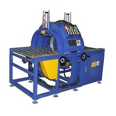 E100 Horizontal stretch wrapping machine