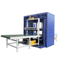 E1400 Horizontal stretch wrapping machine