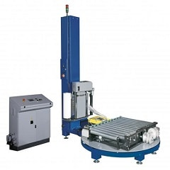 <strong>Automatic Pallet Wrapping Machine B100</strong>