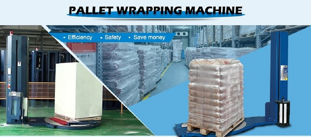 Pallet Stretch Wrapping Machine-A300