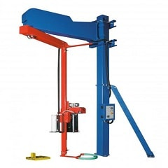 <strong>Semiauto Rotary Arm stretch Wrapping machine R200</strong>