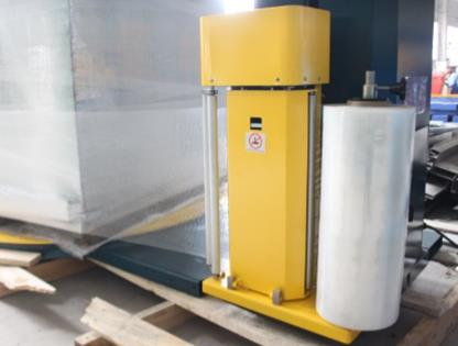 Pallet Stretch Wrapping Machine M-type