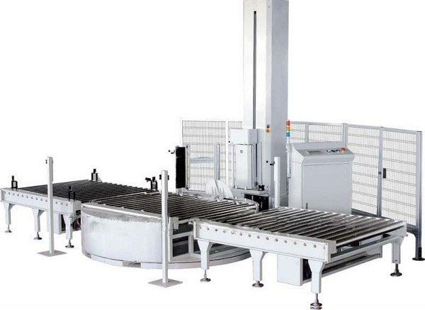 Automatic Stretch Wrapping Machine B200