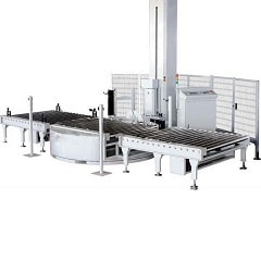 <strong>Automatic Stretch Wrapping Machine B200</strong>