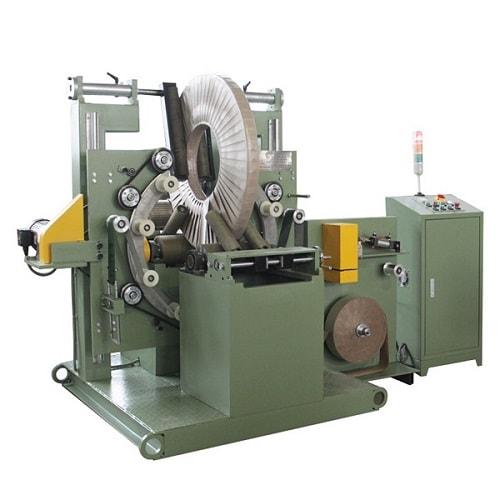 FPC- 200铜盘卷包装机