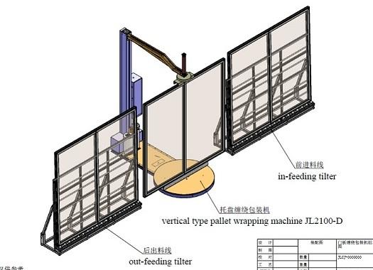 门板收缩机-FP2000