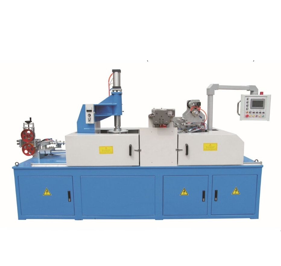 Cable Automatic Coiling and Wrapping Machine