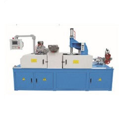 Automatic cable winding machine