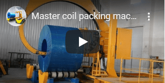 master coil stretch wrapper video